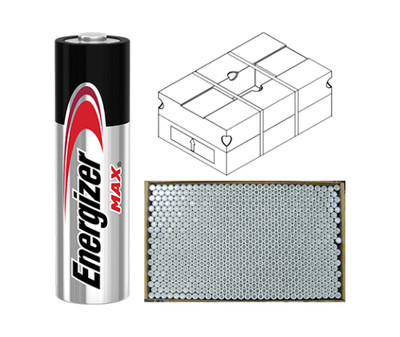 E91-C620 - Energizer Max AA - Case of 620
