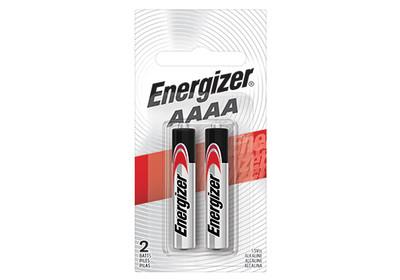 E96BP2 - Energizer AAAA 1.5V Alkaline (2-pack)