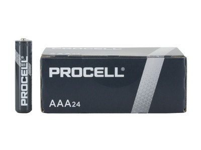 PC2400 - Duracell Procell Alkaline AAA (24/box)