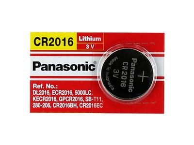 CR2016-PC-C5 - Panasonic 1 piece