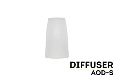 AOD-S - Fenix Diffuser Tip (Transparent - 21.5mm)