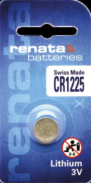 CR1225-RE-C1 - Renata CR1225 Lithium 3.0V (C1)