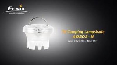 AD502-N  -  Camping Lampshade  (TK Series)