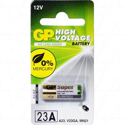 GP23AE  -  GP 23A  12V Alkaline  (1-pack)