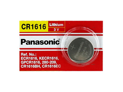 CR1616-PC-C5 - Panasonic (1/C5)