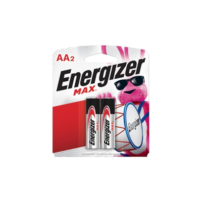 E91BP2 - Energizer Max AA (2 pack)