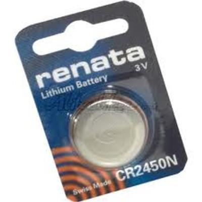 CR2450N-RE - Renata  (1-pack)