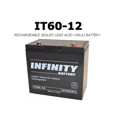IT 60-12 - GS Infinity 12volt - 60Ah - *** Special Order - Usually 2-4 days ***