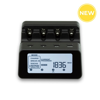 MH-C9000PRO Maha Battery Charger