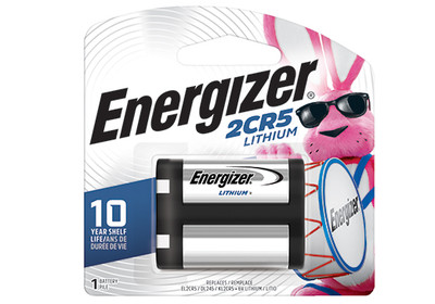2CR5-EN-C1 - Energizer  - Lithium 6V (1-pack carded)