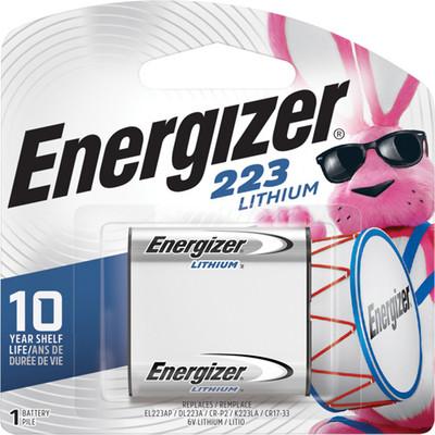 CRP2-EN-C1 Energizer 223 CR-P2  - Lithium 6V (1-pack)
