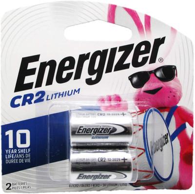 CR2-EN-C2 - Energizer EL1CR2BP2 - Lithium 3V (2-pack carded)