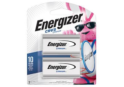 CRV3-EN-C2 - Energizer ELCRV3BP2 - Lithium 3V (2-pack carded)