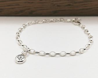 Dandelion Wish Bracelet