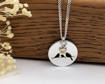 Three Little Birds Necklace