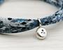 Silver Wish Wrap Bracelet