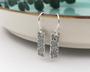 Flora Drop earrings