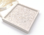 Square Seashell Trinket Dish