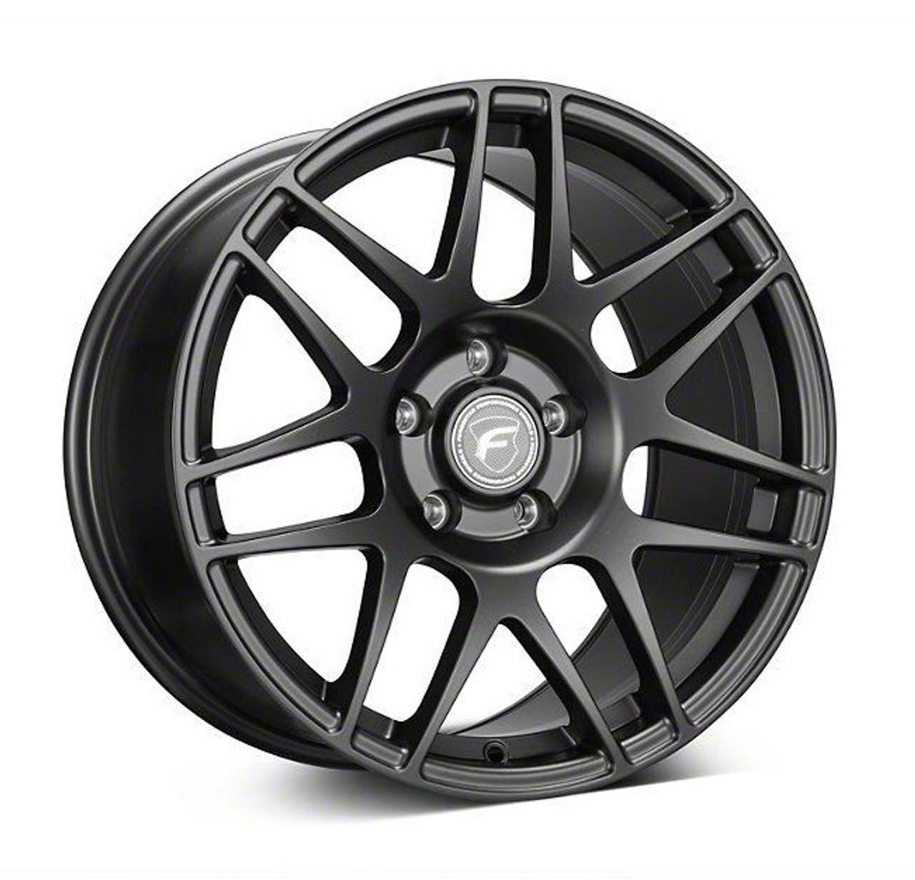Forgestar F14 Drag Pack Matte Black Wheel 15x10 +44 5x4.75BC for 1993-2002 Camaro 4TH GEN & Firebird #1510F14MAT445475 F371B0063P44