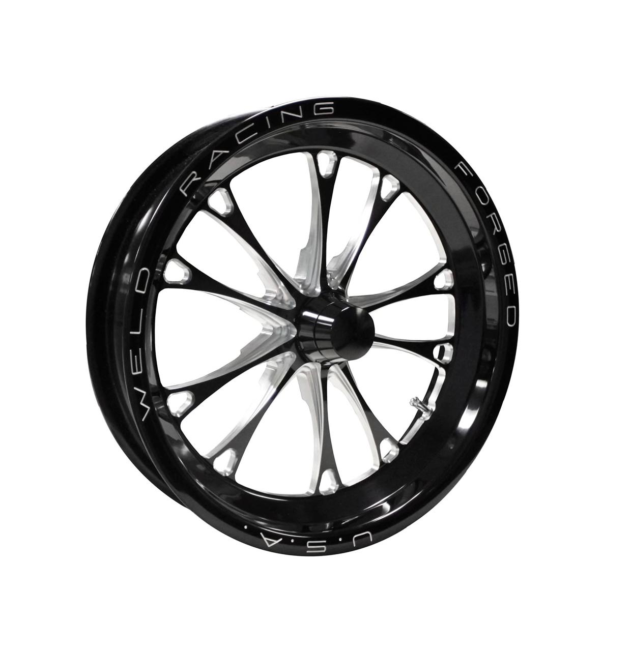 For Toyota FJ Cruiser 07-14 Gas Cap Race Style Locking Flat Black Ring /& Black