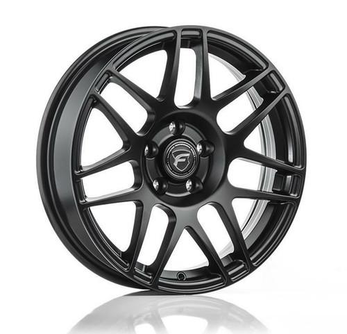 Forgestar F14 Drag Pack Matte Black Wheel 17x5 -26 5x4.75BC for 2006-2013 Corvette C6 Z06 #1750F14MAT265475