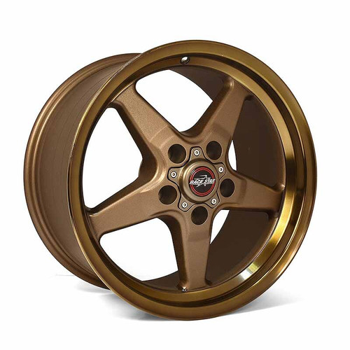 SAVE with Drag Racing Wheels on Race Star 92 Drag Star Bracket Racer Bronze 15x10 5x4.75BC 7.25BS GM #92-510254BZ, contact us with any questions or for pricing.