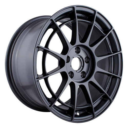 Enkei Racing NT03RR 18x9.5 40mm Offset 5x114.3BC - Matte Gunmetal Wheel #512-895-6540GM
