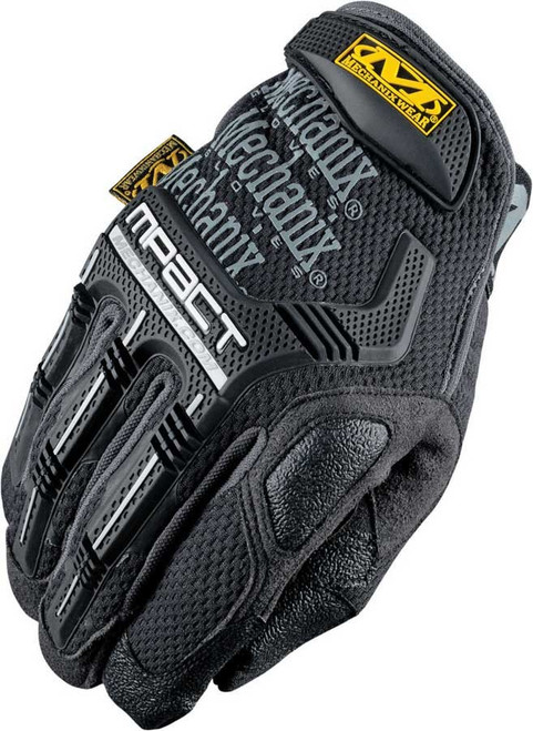 Drag Racing Wheels strives to provide excellent customer service and the best deals on the Mechanix Wear M-Pact Shop Gloves - Black & Gray (Hoop & Loop Closure) Small to 2X-Large - MPT-58.