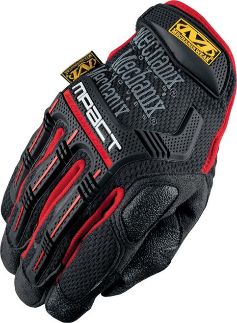 Drag Racing Wheels strives to provide excellent customer service and the best deals on the Mechanix Wear M-Pact Shop Gloves - Black & Red (Hoop & Loop Closure) Small to 2X-Large - MPT-52.