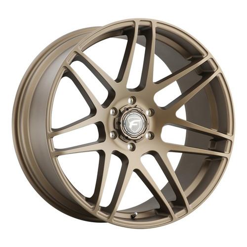 Forgestar X14 Super Deep Satin Bronze Wheel 22x10 | 6x139.7BC | +30 Offset | 6.7 Backspacing - F35520084P30 for Chevrolet Silverado 1500 1999-2018, GMC Sierra 1500 1999-2018, Escalade / Suburban / Tahoe (Pre-2018)