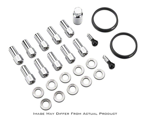 Race Star 14mm X 1 5 Dodge Charger Open End Deluxe Lug Kit