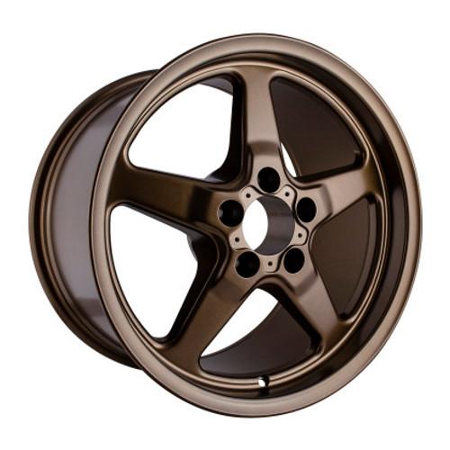 Race Star 92 Drag Star 17x9.50 5x4.50bc 6.88bs Bronze Wheel #92-795153BZ