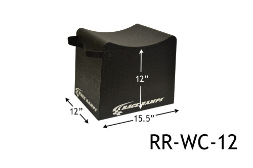"""Shop for your Race Ramps 12"""" of Lift Wheel Cribs 15.5""""L x 12""""W (Set of 2) RR-WC-12 and add a coupon in your shopping cart to save even more before you check out with Just Bolt-Ons."""