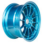 Enkei Racing NT03+M 18x9.5 40mm Offset 5x114.3BC - Emerald Blue Wheel #3658956540EB