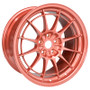 Enkei Racing NT03+M 18x9.5 40mm Offset 5x114.3BC - Orange Wheel #3658956540OR