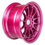 Enkei Racing NT03+M 18x9.5 40mm Offset 5x114.3BC - Magenta Wheel #3658956540MA
