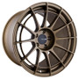 Enkei Racing NT03RR 18x9.5 27mm Offset 5x114.3BC - Titanium Gold Wheel #512-895-6527GG