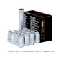 Forgestar Chrome Lug Nut Kit for F14 / D5 Drag Pack Wheels