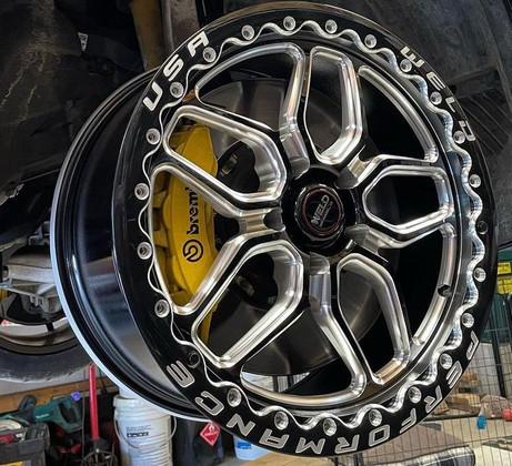 7/23/2021 - WELD Ventura & Laguna Drag Wheels (Beadlock / Non-Beadlock) Inventory Report @ DragRacingWheels.com