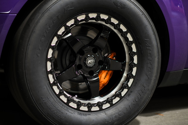 2009-2020 Challenger & Charger (Hellcat / SRT / Redeye / Widebody) Forgestar F14 and D5 Beadlock Drag Wheels (Fitment Guide)