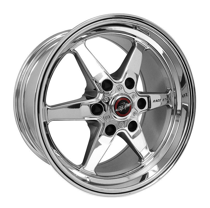 Race Star 93 Truck Star Chrome 17x9 5 6x135bc 6 125bs Ford 93 795752c