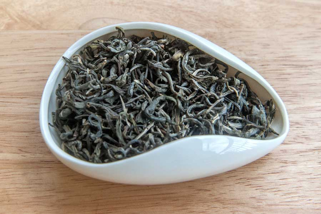 Purple Rain Green Tea, Lao Cai, Vietnam - Dry Leaves