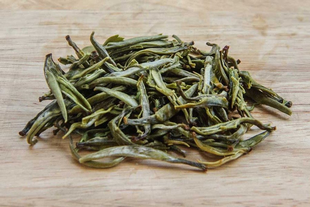 Mountain Mist White Tea, Vietnam - Wet Leaves