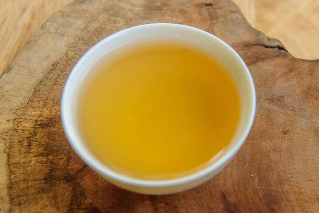 Autumn Jade Jasmine Tea Vietnam Cup