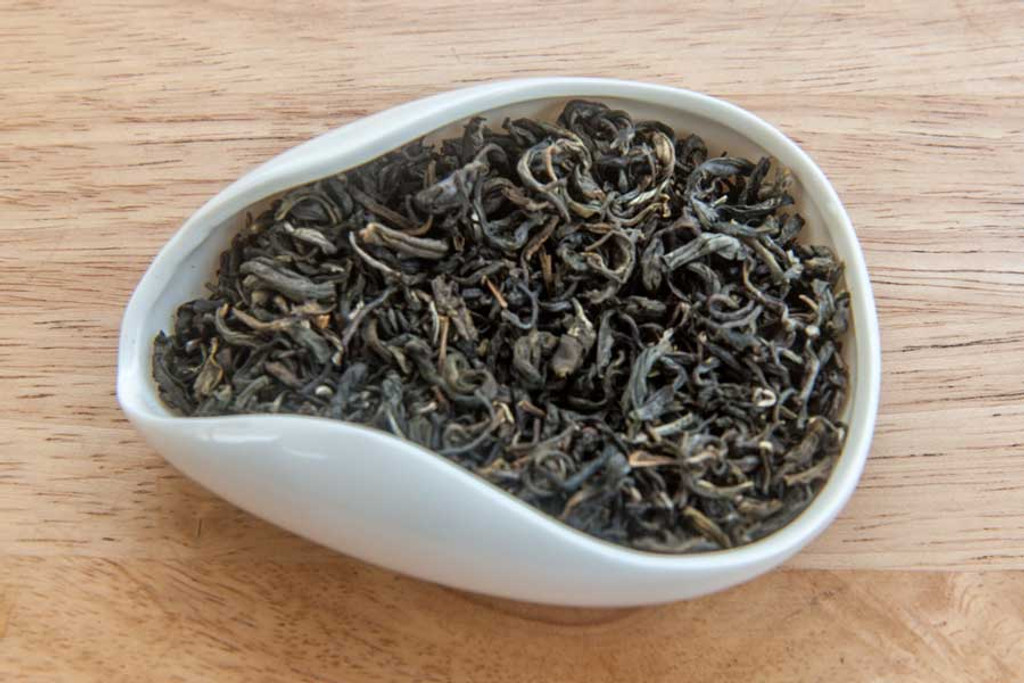 Lotus Green Tea Vietnam Dry Leaves