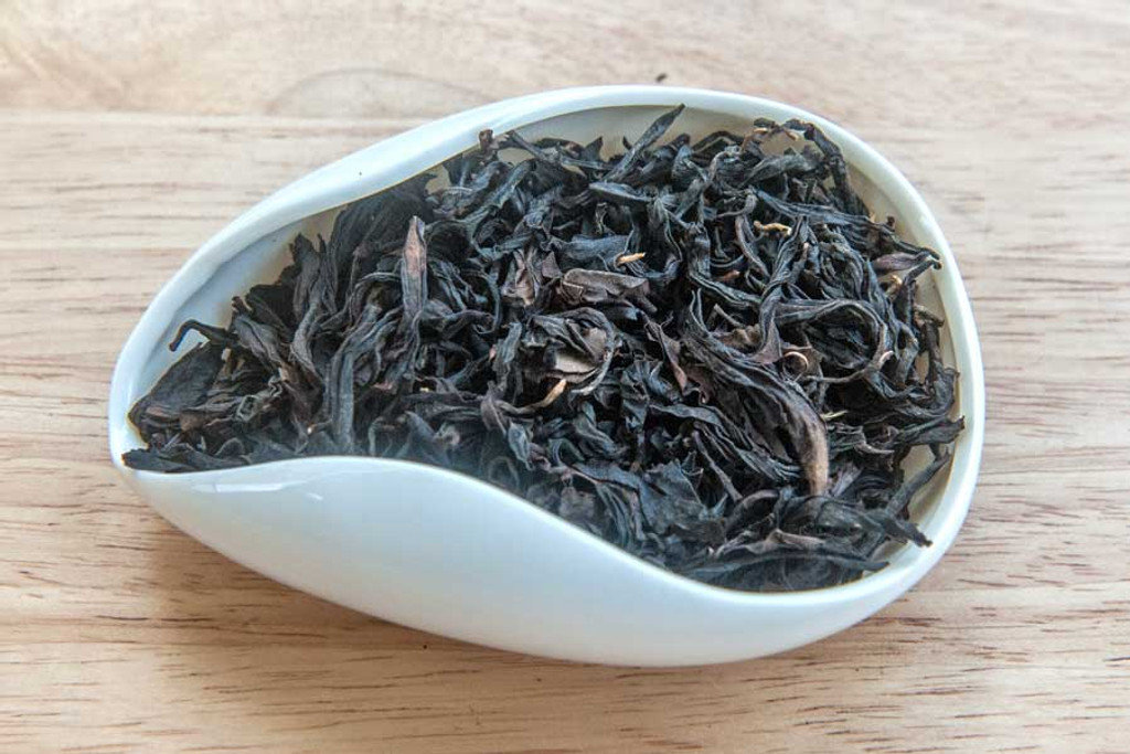 Dragon's Breath Oolong Tea Dry Leaves