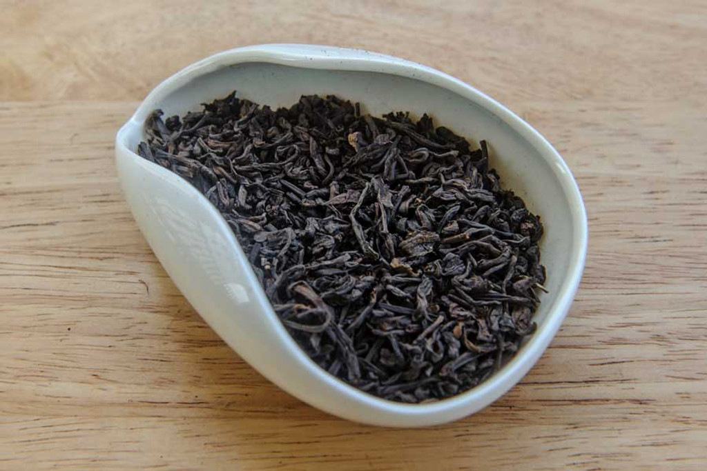 Dark Forest Dark Tea Dry Leaves