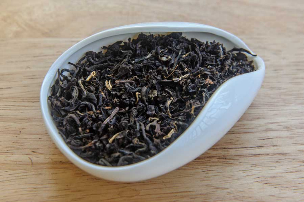 Lady Trieu Earl Grey Tea Vietnam Dry Leaves