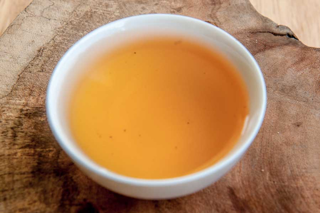 Golden Turtle Oolong Tea Vietnam Cup