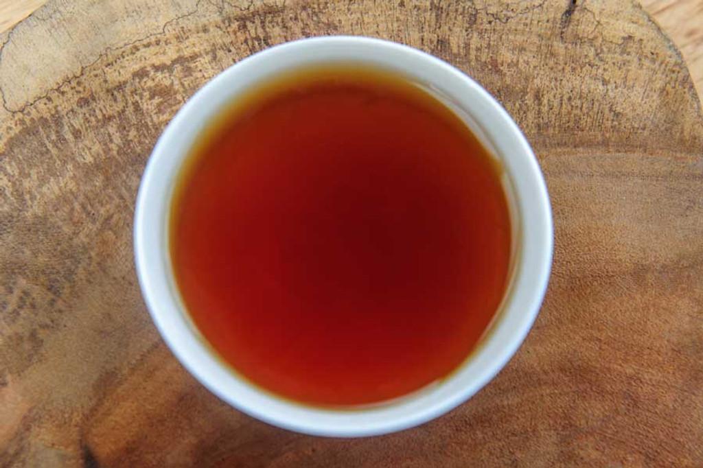 Black Jasmine Tea Vietnam Cup